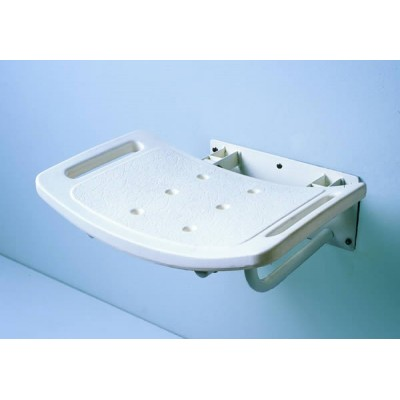 ASIENTO DE DUCHA ABATIBLE DE PARED