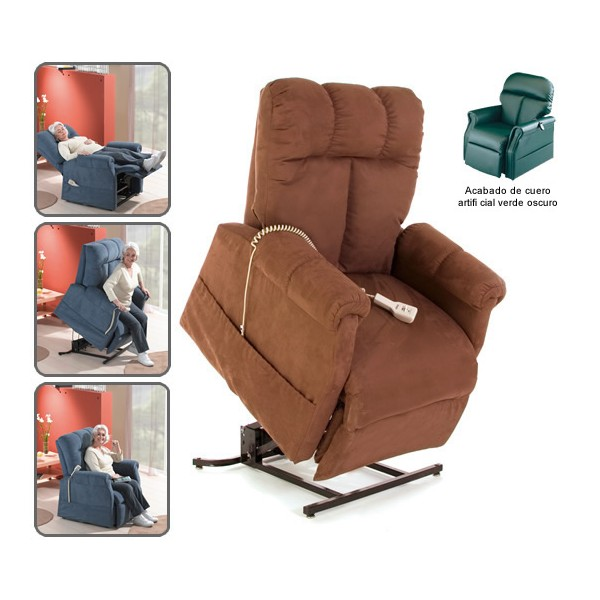 Sill n elevador relax for Sillon relax plegable